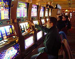 Игровые автоматы зависимоть ответственность игроков в казино