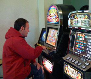 Зависимость от игровых автоматов