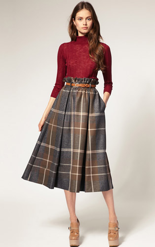 Фетишисты юбки