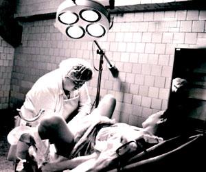 как делают аборт